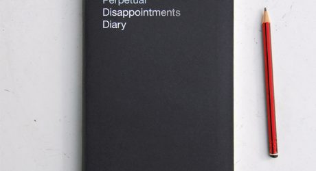 Prepare to be Perpetually Disappointed with This Disappointments Diary