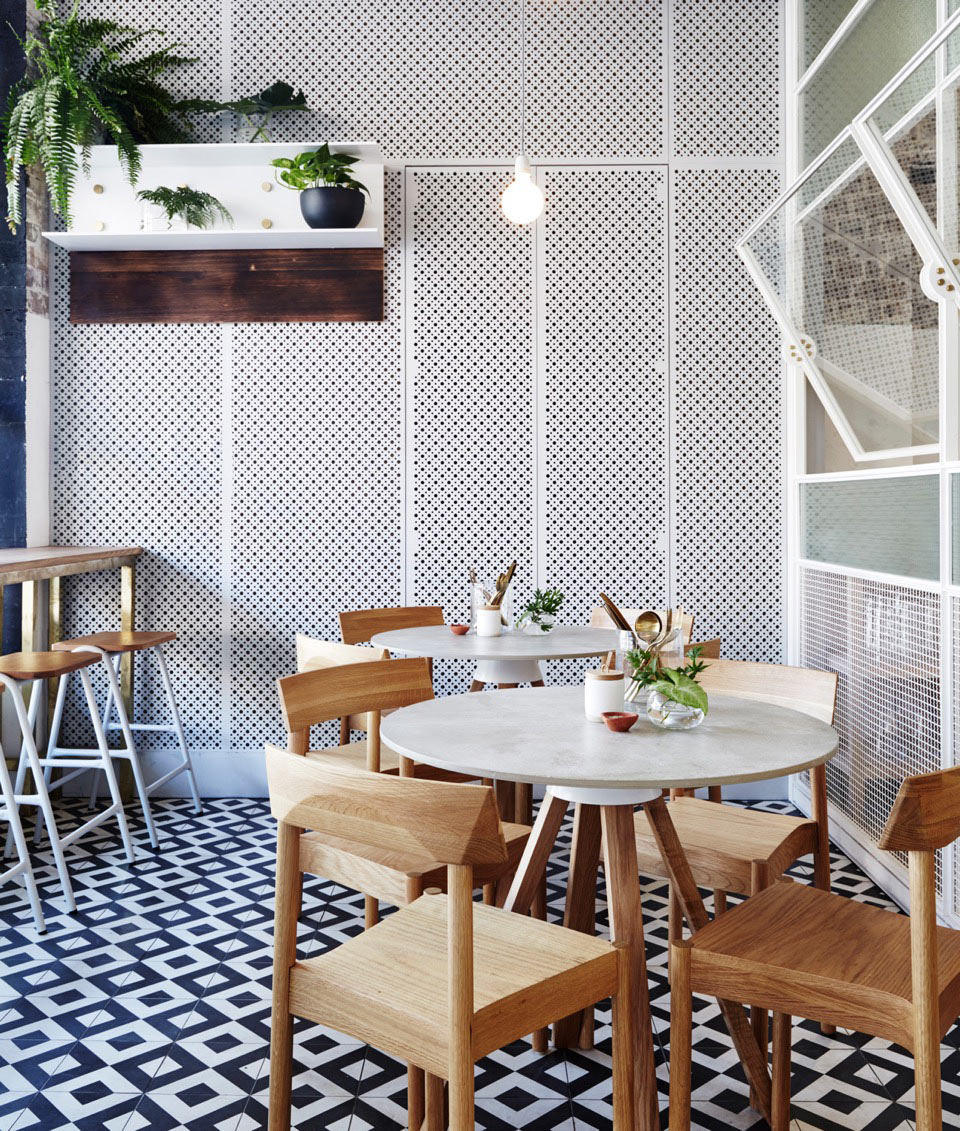 A Tea Bar That Reinvents the Teahouse Concept