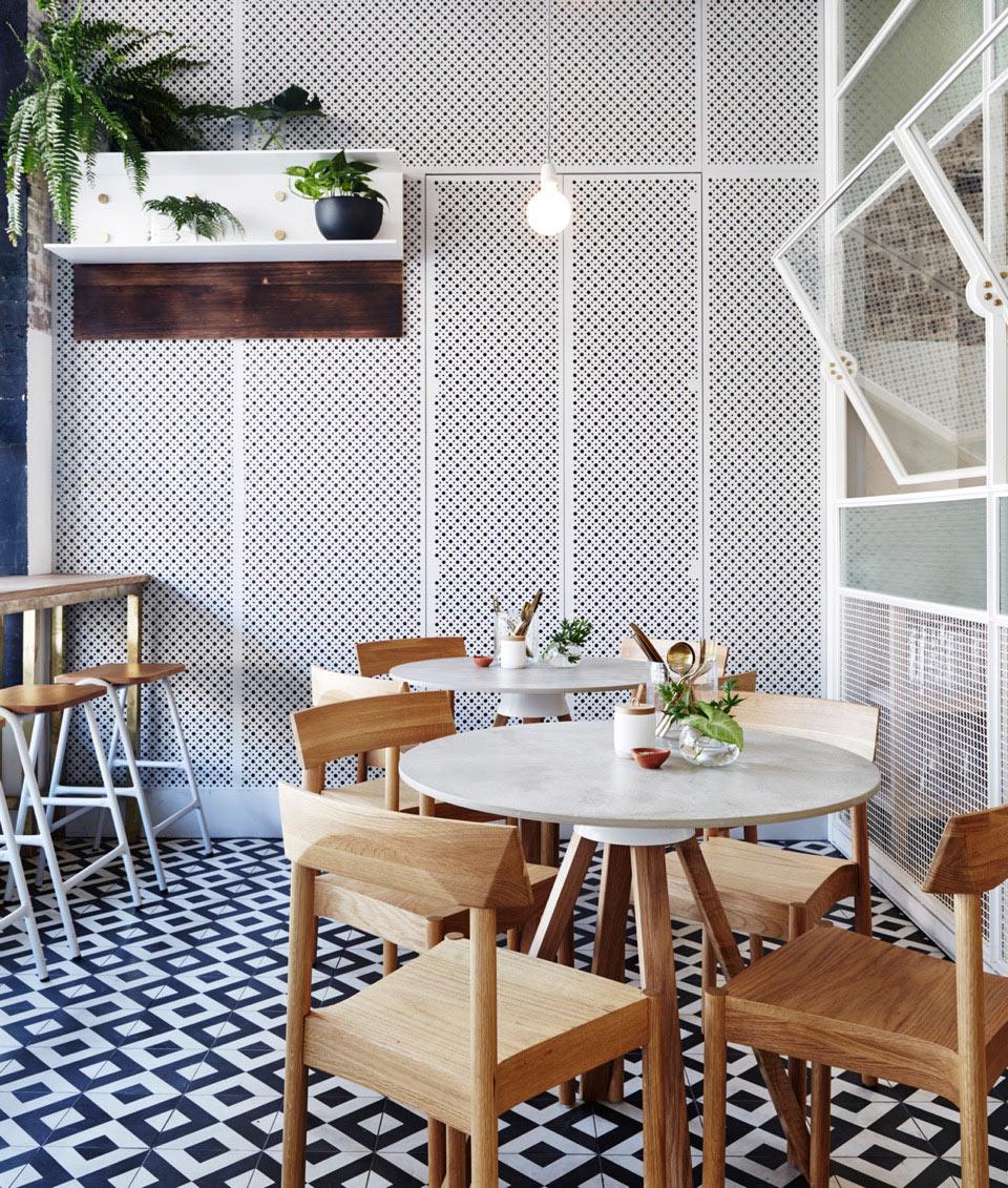 A Tea Bar That Reinvents the Teahouse Concept