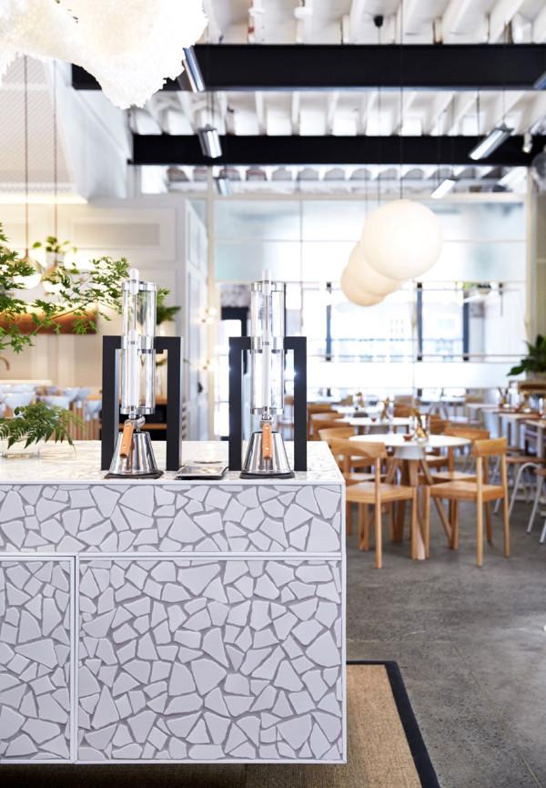 A Tea Bar That Reinvents the Teahouse Concept - Design Milk