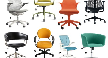 8 Modern Task Chairs