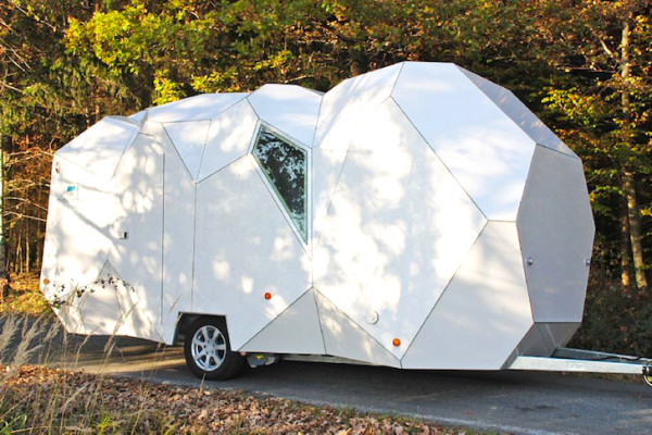 The Coolest Modern RVs, Trailers and Campers - Design Milk