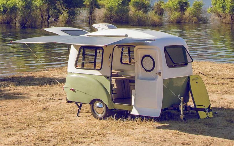 The Coolest Modern Rv Trailers And Campers Design Milk