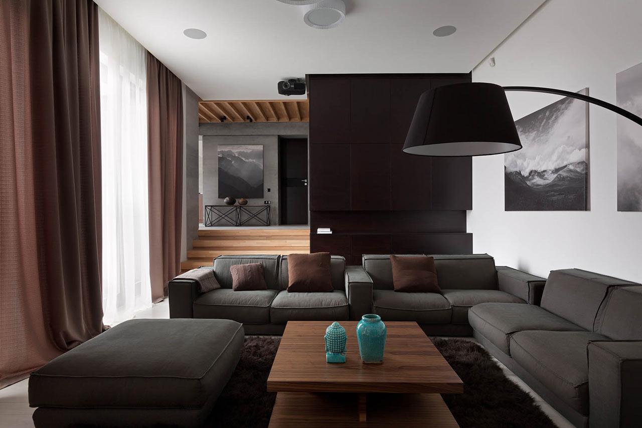 Summer Cottage Becomes Large Modern House Design Milk - Home design studio