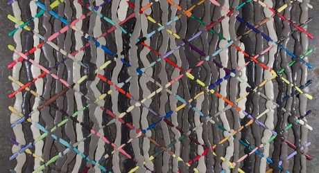 Colorful Handmade Carpets Made From Foam