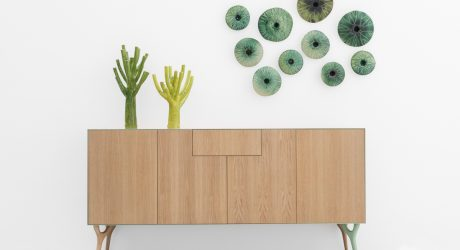The Vegetable Collection by Vito Nesta for Cadriano