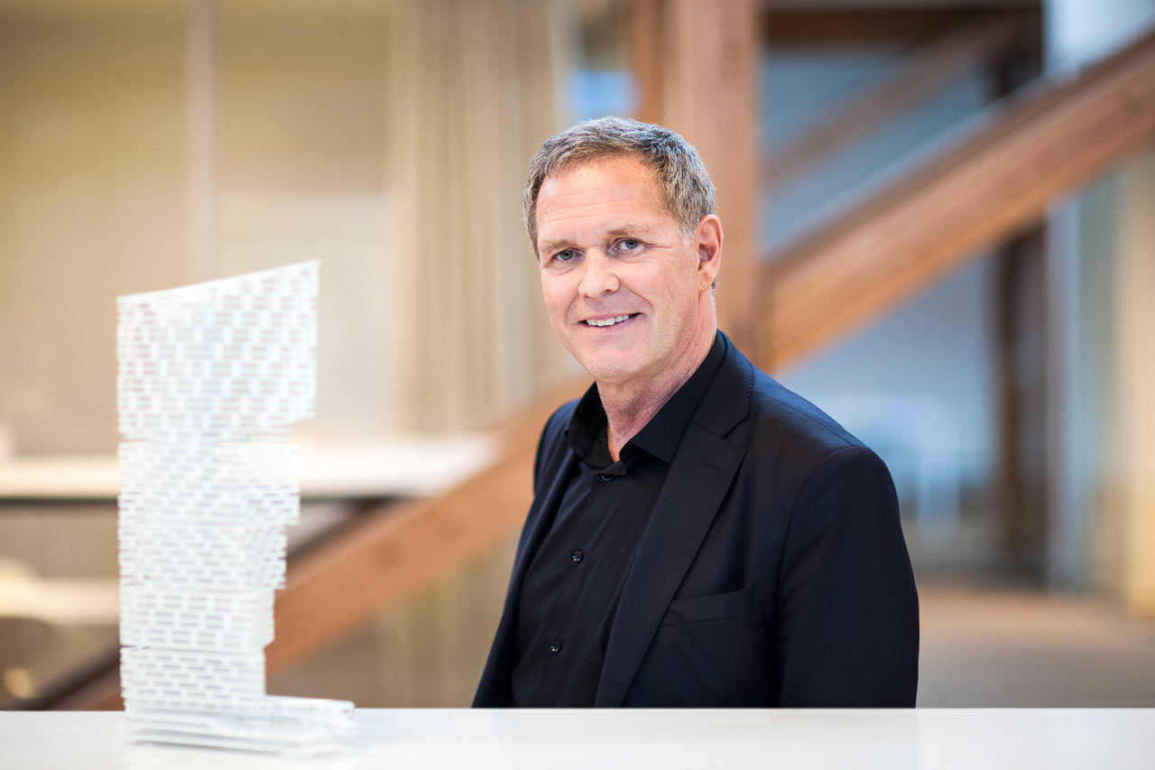 Where I Work: Kim Herforth Nielsen of 3XN Architects