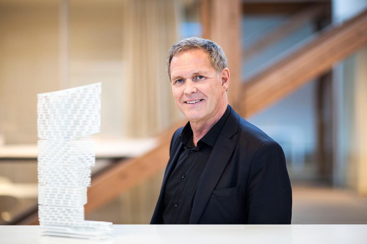 Where I Work: Kim Herforth Nielsen of 3XN Architects