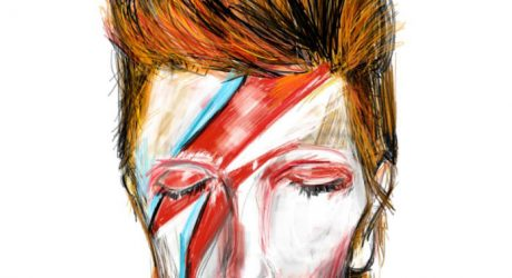 Society6 Artists Pay Tribute to David Bowie