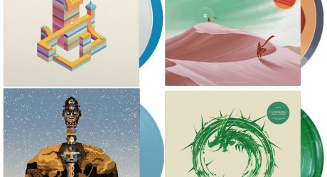 The Vinyl Art of Video Game Soundtracks