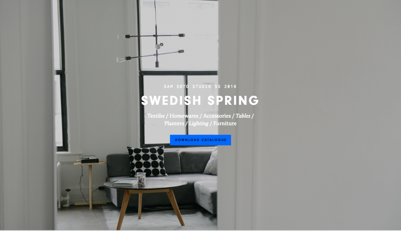 design the easiest website ever with squarespace cover pages - Interior Design Pages