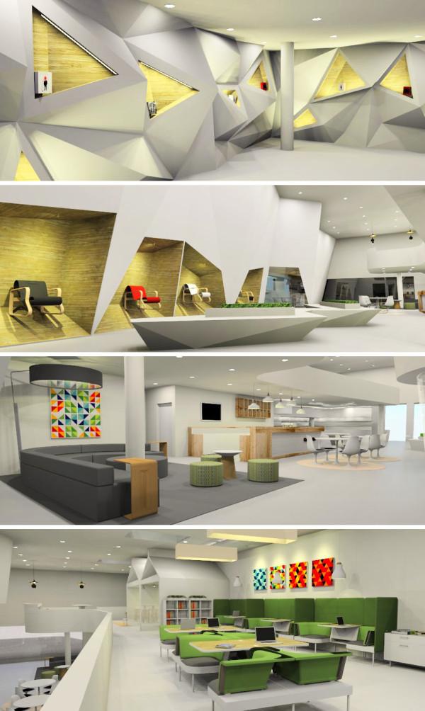 Wei Luo Designmilk Renderings