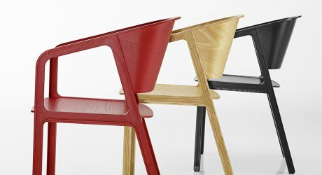 EAJY Launches Its First Flagship Product, The Beams Chair