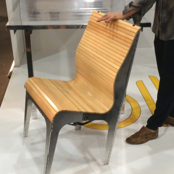 Chair-Rock-Paper-Robot