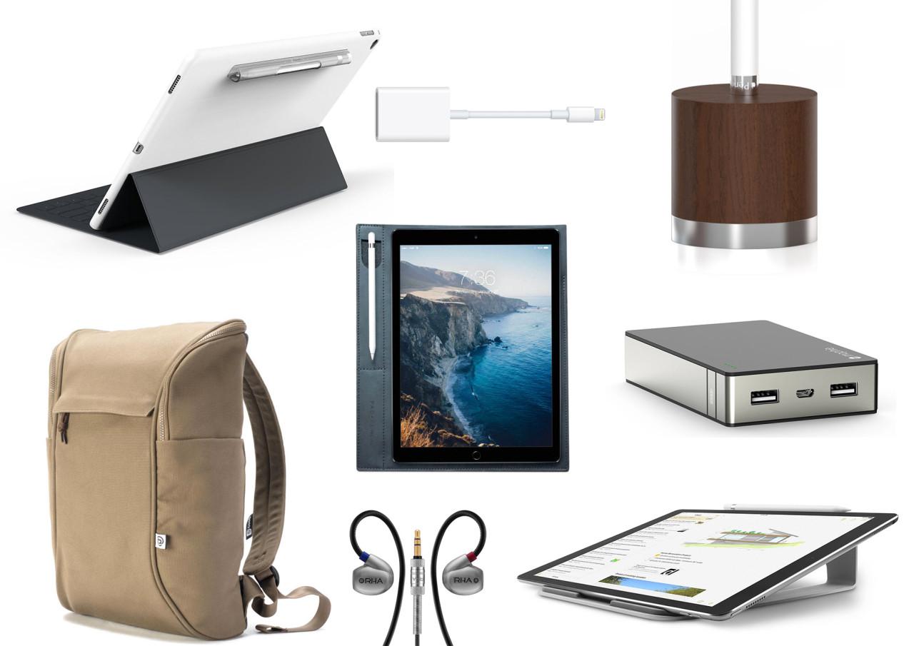 Accessorizing the Apple iPad Pro Experience