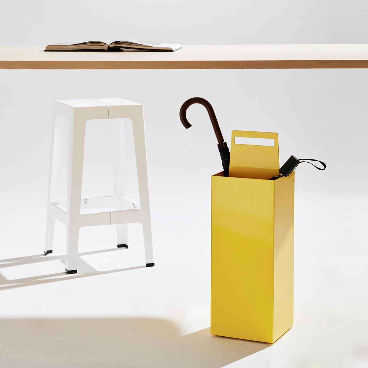 A Modern Umbrella Stand by Seaton Mckeon & DesignByThem
