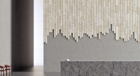 Acoustic Tile Inspired by Bricklaying, Parquets, and Woodwork