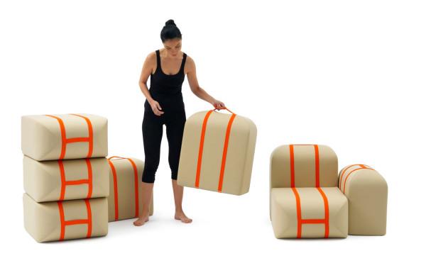 Self-made Seat