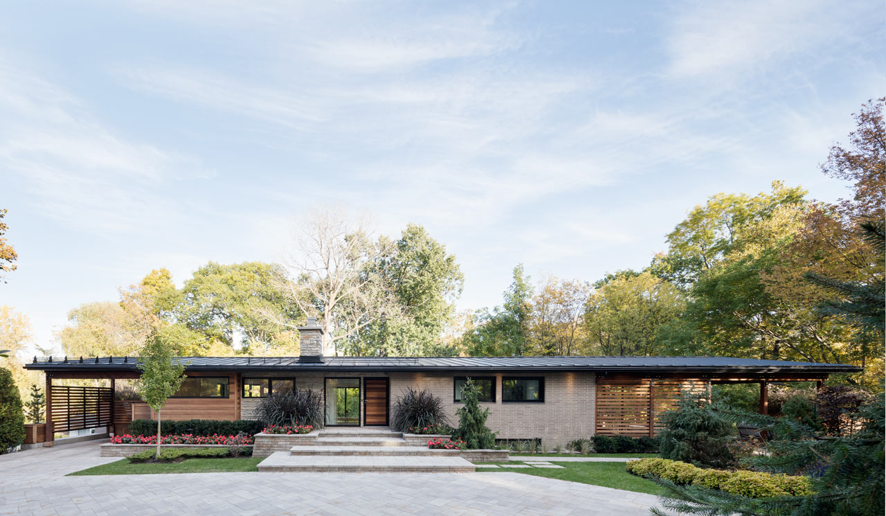 60s House Goes Modern While Keeping its Soul - Design Milk