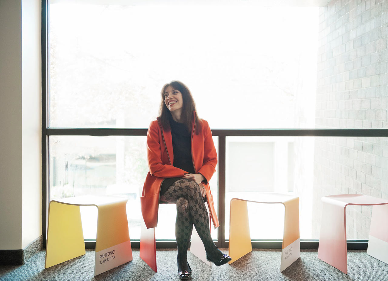 Friday Five with Laurie Pressman of Pantone