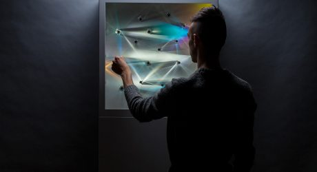 Light & Sound Installation Encourages You to Be The Creator