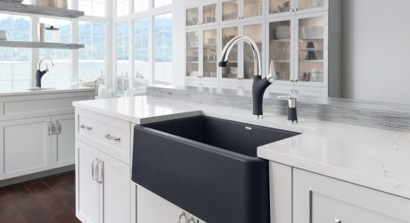 BLANCO Debuts IKON Sink at KBIS 2016 [VIDEO]