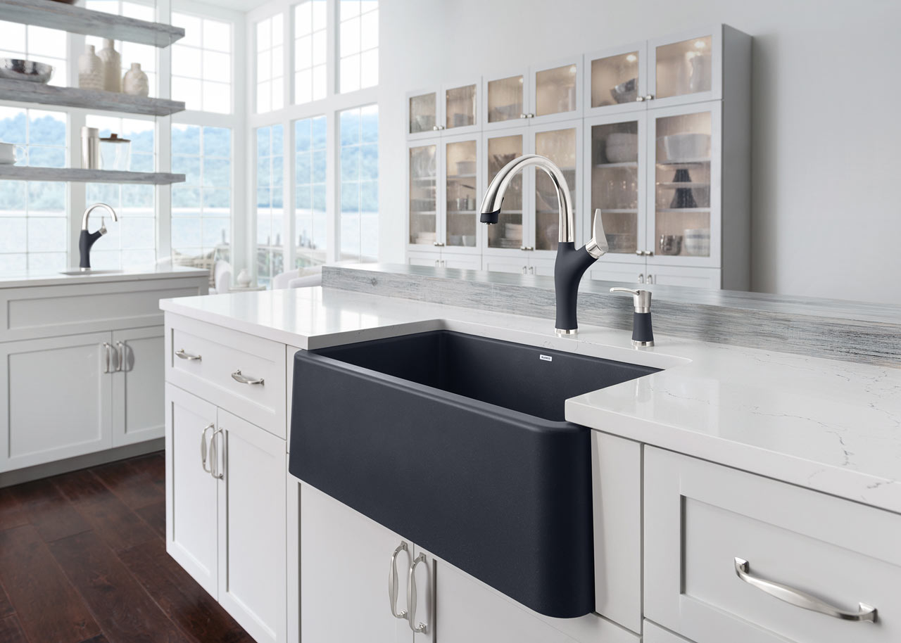 BLANCO Debuts IKON Sink at KBIS 2016 [VIDEO] - Design Milk