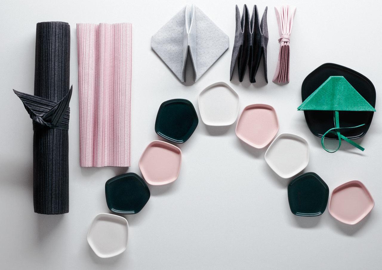 Iittala X Issey Miyake Home Collection Design Milk - Home designers collection