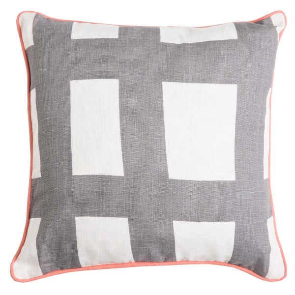 The Sea Tangle Square Linen Cushion