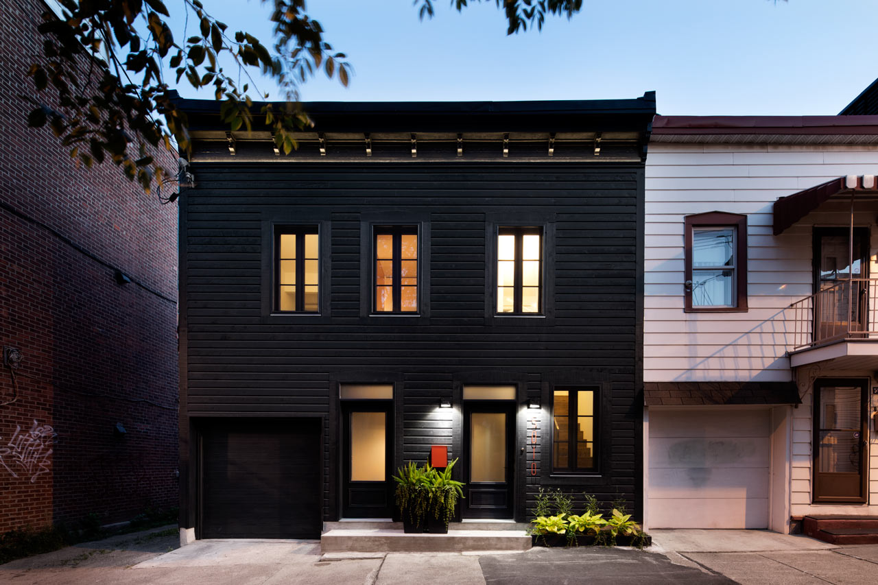 Historic Home is Both Preserved and Modernized
