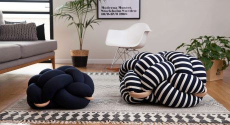 Get Knotty With These Cushions from Knots Studio