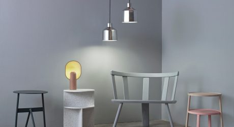 Home Furnishings That Explore Materials and Form