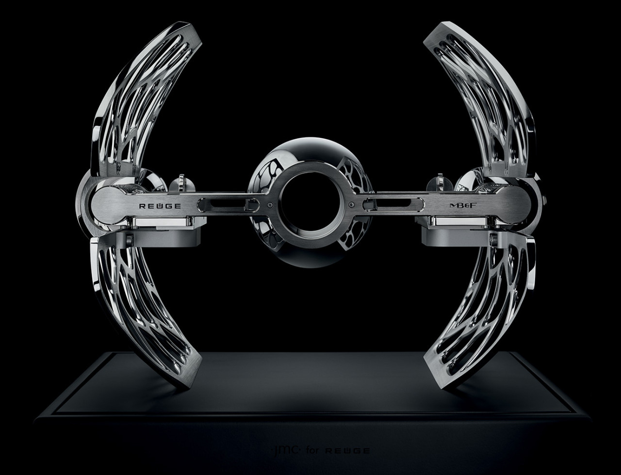 MB&F MusicMachines Are Science Fiction Music Boxes