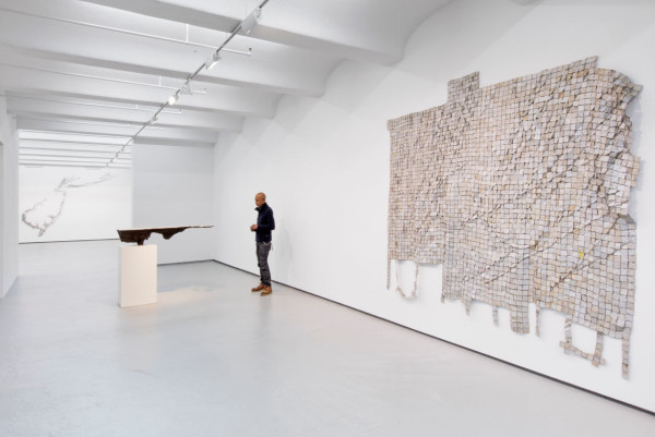 Of a Different Nature, Jach Shainman Gallery, installation