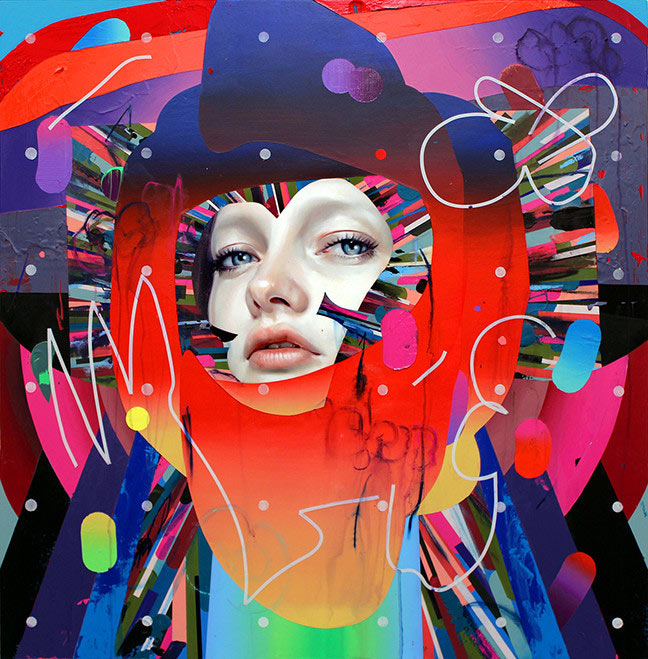 The Paintings of Erik Jones