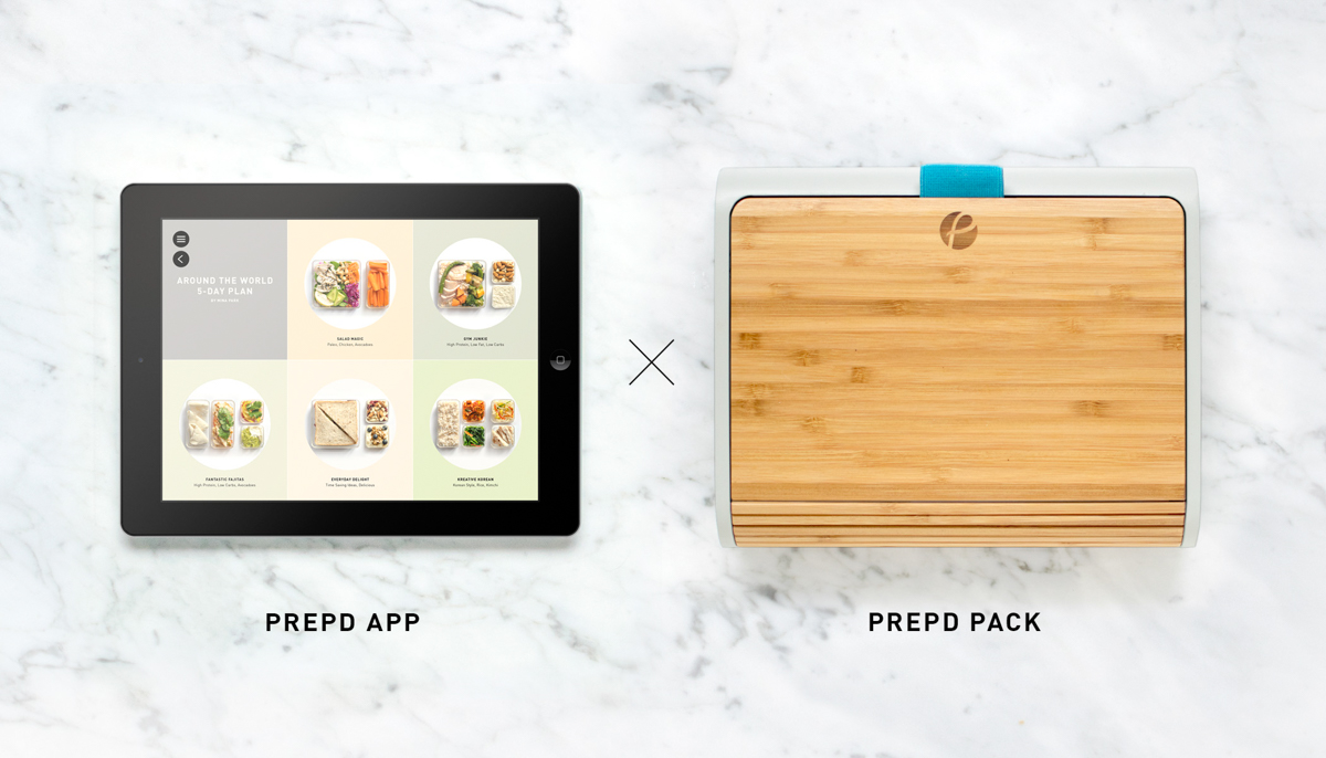 The Lunchbox Reinvented With a Tech Spin