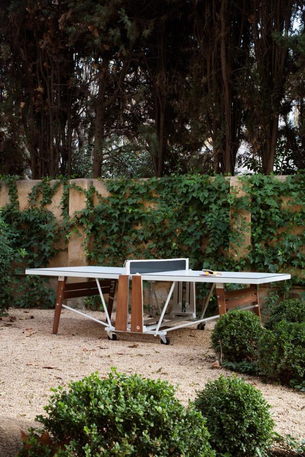 RS Barcelona RS Folding Ping Pong Table 4
