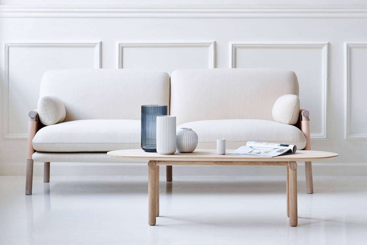 An Iconic Sofa Gets a Matching Coffee Table