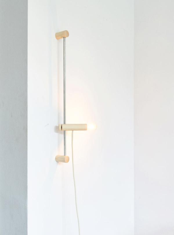 SET: An Adjustable Wall Light by Reinier de Jong - Design Milk