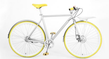 Vélosophy: Swedish Bicycle Brand That Gives Back