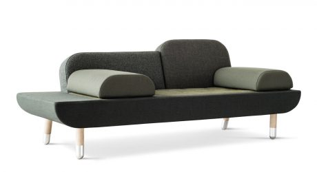 TOWARD: A Sofa Inspired by Nature