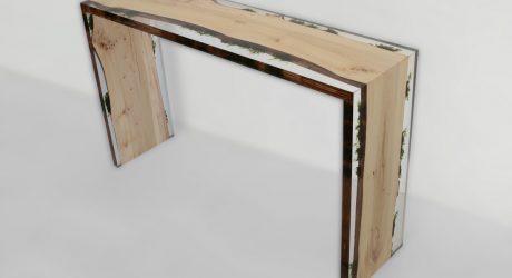 Alcarol Focuses On Bringing Natural Materials Into Avant-Garde Furniture