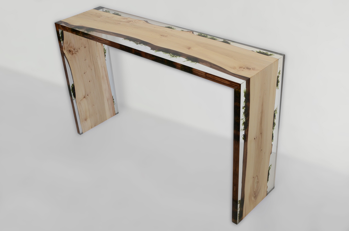 Alcarol Focuses On Bringing Natural Materials Into Avant-Garde Furniture