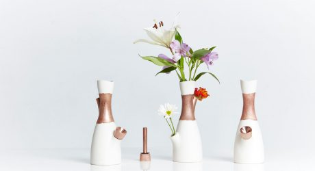 Voong: A Vase That Doubles as a Bong
