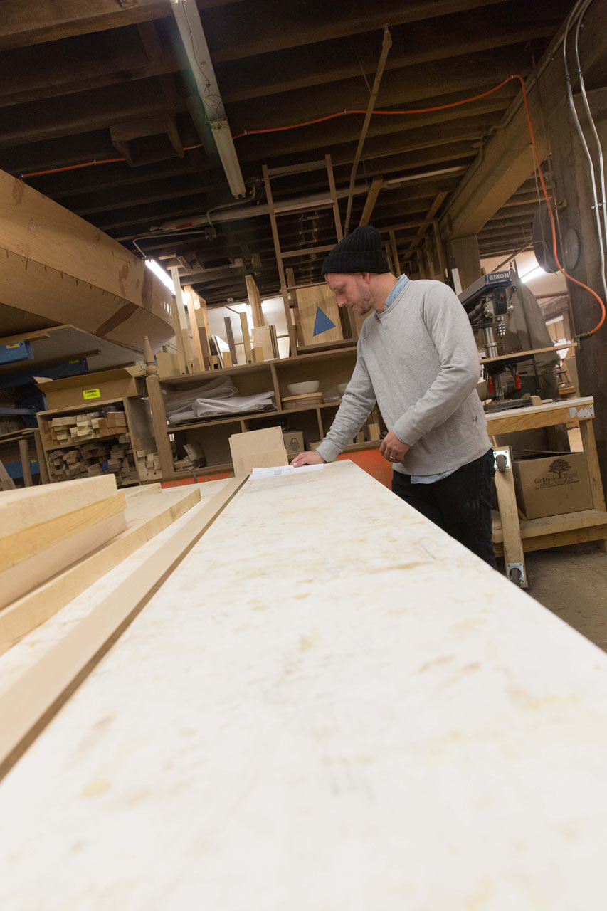 Where I Work: VOLK Furniture