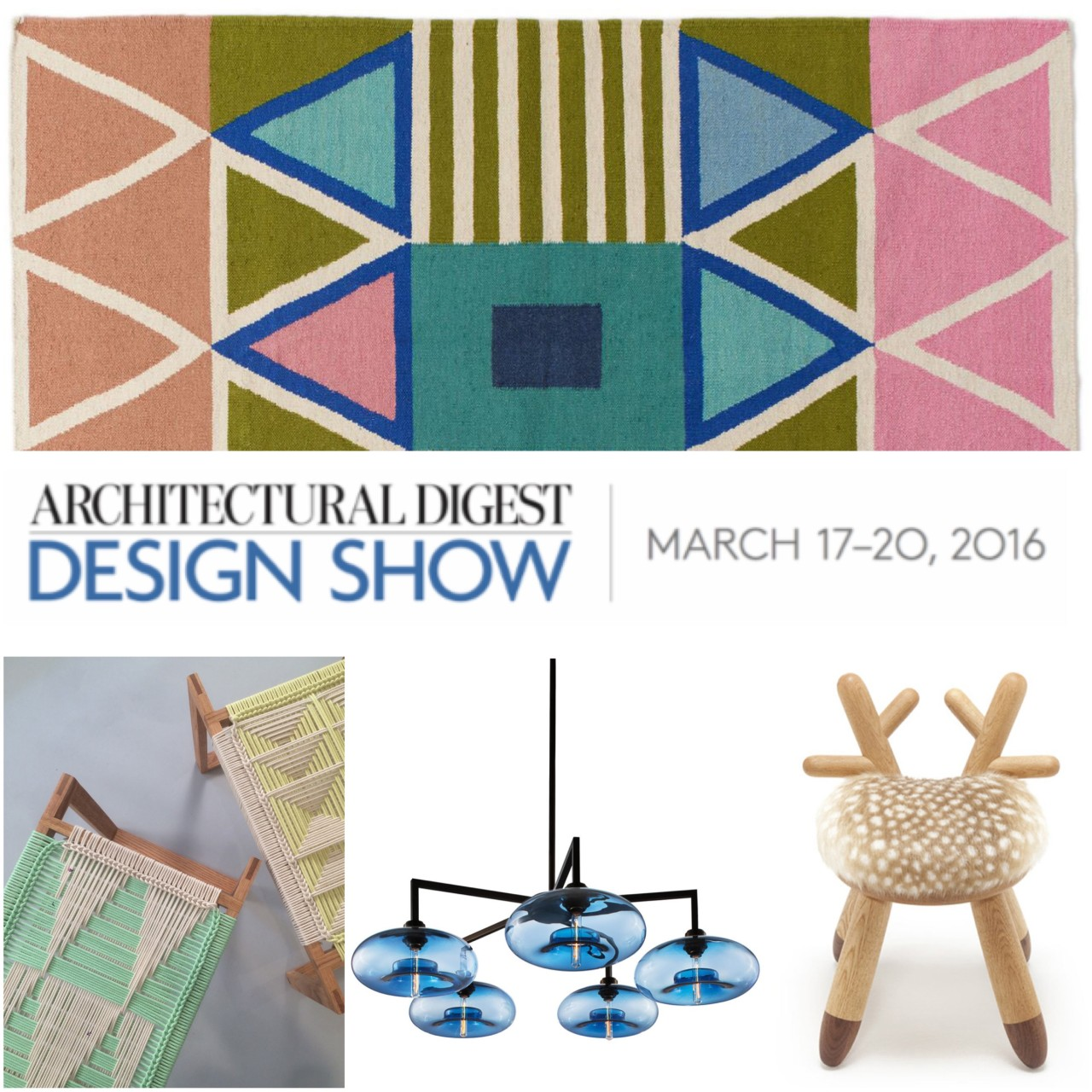 Get Ready For The 2016 Architectural Digest Design Show