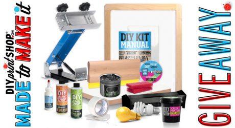 DIY Print Shop® Presents Made to Make It Giveaway