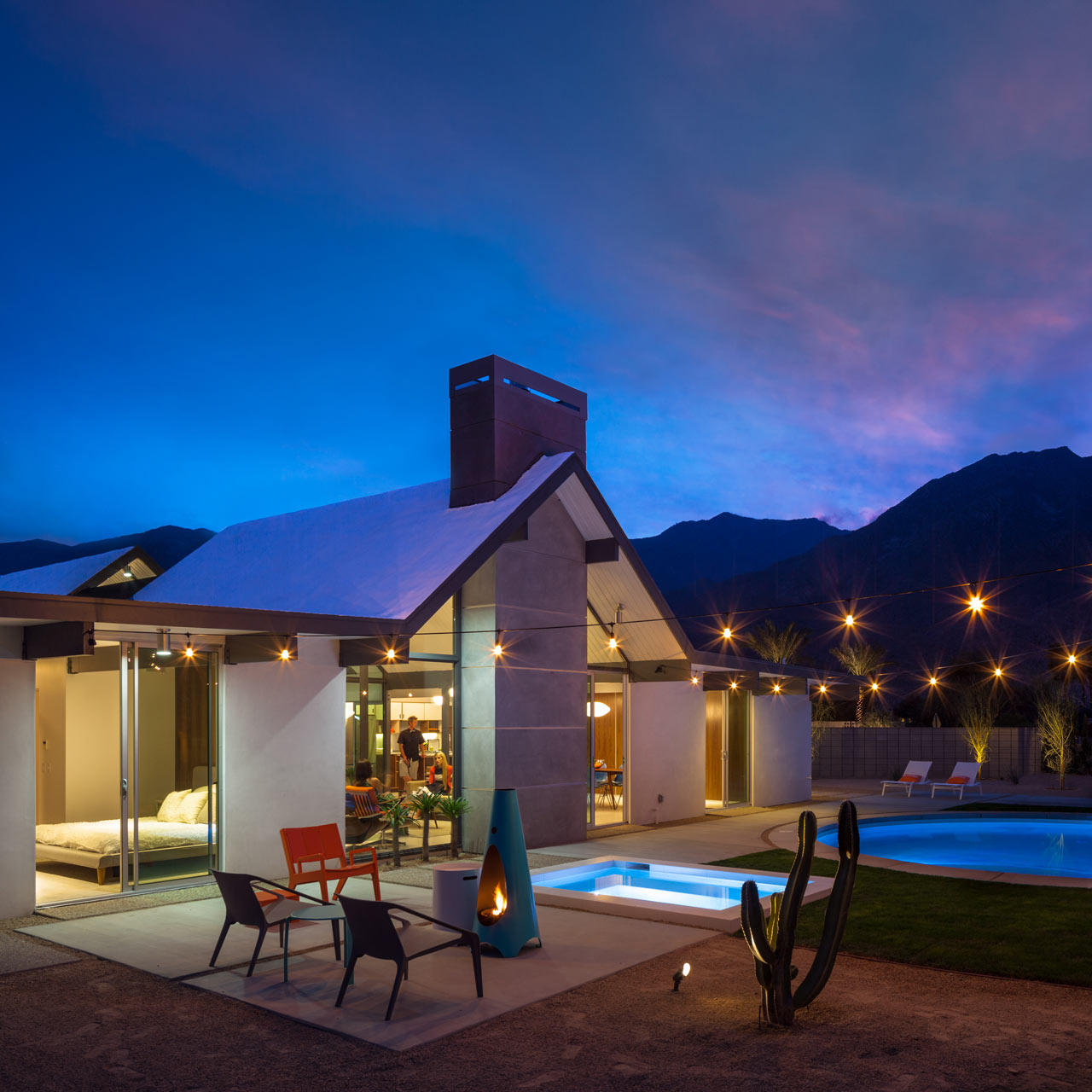 A New Eichler Neighborhood is Born in Palm Springs