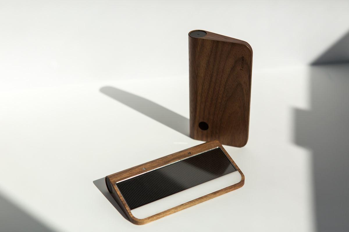 An Intuitive, Solar Powered, Motion Sensor Light