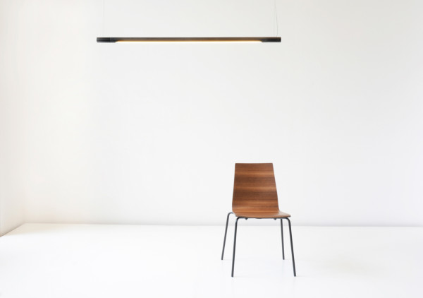 light and chair